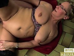 granny hardcore threesome big tits blondes