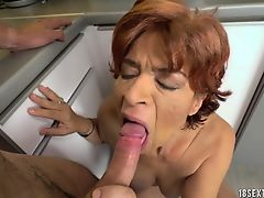 ass doggystyle granny hardcore anal