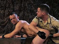 cumshot gays fetish fisting military