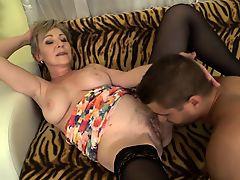 granny hardcore big tits blowjobs stocking
