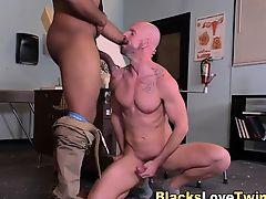 cumshot gays interracial black black gays