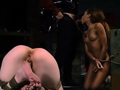 bdsm brunette fetish hardcore blondes