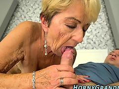 granny hairy old+young big tits blowjobs