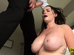anal brunette cumshot reality big tits