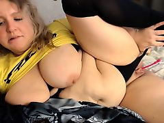 amateur bbw solo big tits blondes