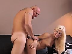 doggystyle fingering lick old+young blondes