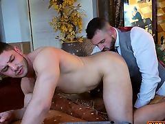 blowjobs cumshot gays muscle