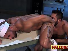 cumshot gays big cock bareback muscle