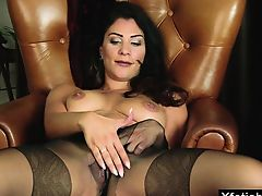 solo asian big tits cumshot masturbate