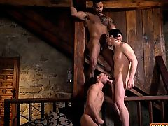 blowjobs cumshot gays group sex assfucked