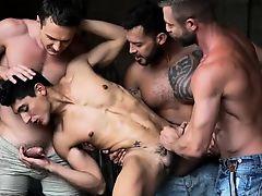 cumshot facials gays group sex big cock