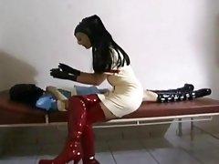 bdsm spanking slave domination