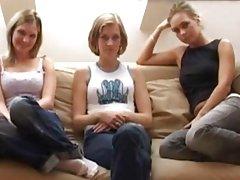 babe blonde lesbian oral panties