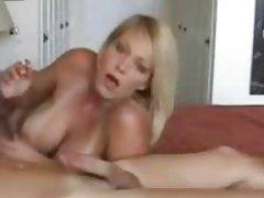 blowjob blonde pussy hardcore amateur