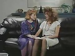 retro office lesbians pussy ass