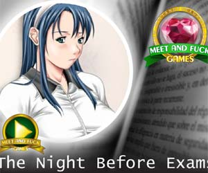Night Before Exams