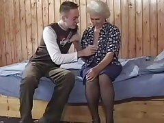 grandma dicks