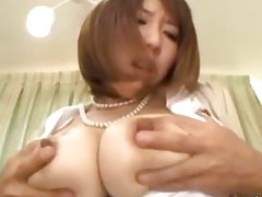 busty asian girl sexy stockings