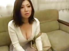 busty milf threesome fuck by doctor