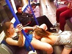 Public flashing at the London Underground