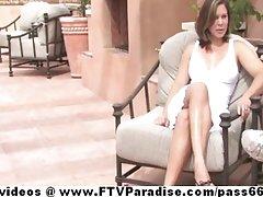 liora funny babe masturbating