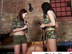 military domination hotties fuck
