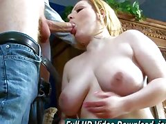 lovely blonde tits handjob straight