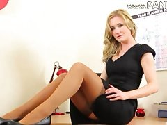 this clip of sexy secretary