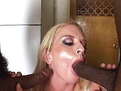 chocolate assfucked pussy oral sex shaved