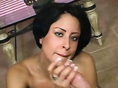 pornstars babes handjob pov