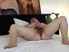 matures masturbate chubby