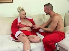 granny big tits breasts boobs old