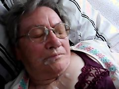 german amateur granny cumshot