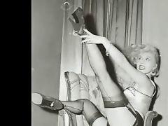 babes vintage lingerie blondes