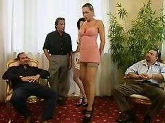 lingerie amateur group sex swingers party