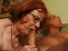 granny redheads oral sex pussy chubby