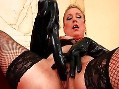 matures toys stocking shaved fucking