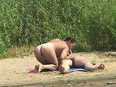 amateur beach nudist naked