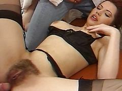 fucking vintage pussy breasts assfucked