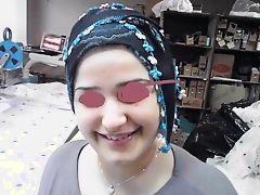 Turkish-arabic-asian hijapp mix photo 23
