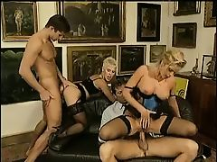 group sex hairy vintage german