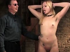 bdsm blondes german hardcore tits