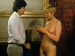 vintage hairy french fingering