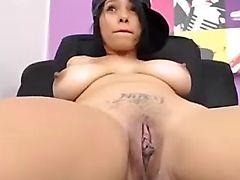amateur babes big tits latinas masturbate