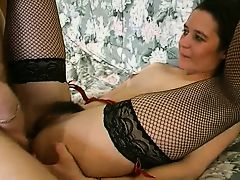 anal french hairy