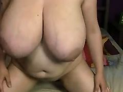 bbw tits webcams riding chubby