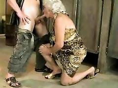 granny hairy hardcore aged blowjob