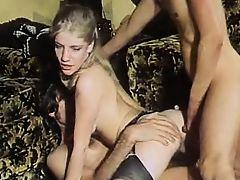 group sex vintage double fuck