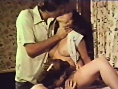 Vintage Fingering and Taking in