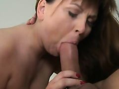 hardcore blowjobs brunette creampie matures